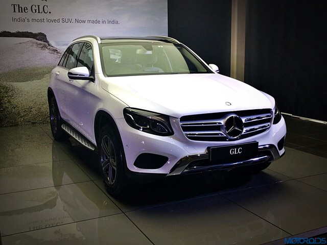 Mercedes-Benz to Export its GLC from India to the United States