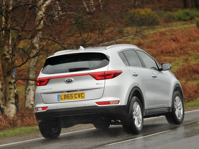 Kia Sportage UK range drops 10 variants for 2018