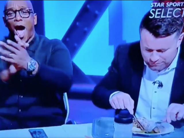 'I Was Stitched Up By The Producer!' – Hungry Pundit Shay Given Defends Himself Over Liverpool-Chelsea 'Dinner' Incident (Dincident?)