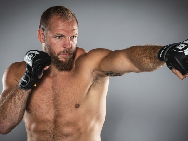 Sport shorts: ex-rugby star James Haskell signs Bellator MMA deal and Bury are on the brink