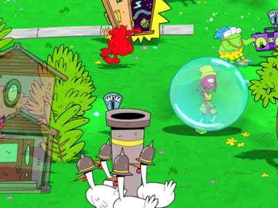 ToeJam and Earl: Back in the Groove delayed into 2018