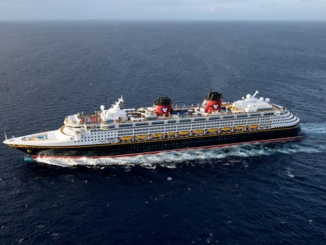 Disney Wonder Will Resume Sailings From New Orleans in 2022