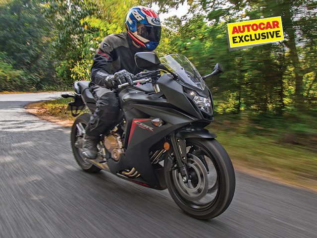 Review: 2017 Honda CBR650F review, first ride
