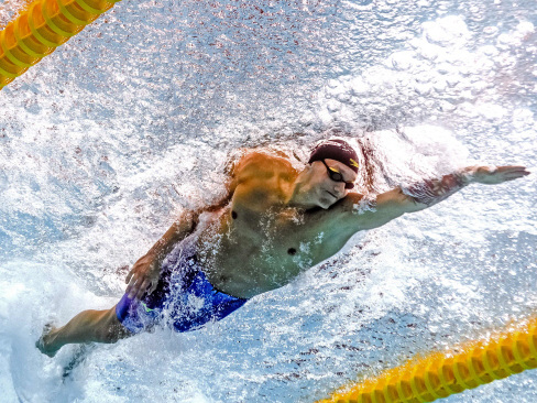 'Phenomenal' Dressel set for world sprint golds