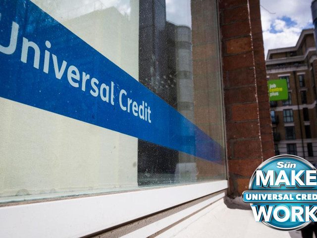 More than HALF of Brits on Universal Credit have benefits slashed to pay for loans to help them through 5-week wait