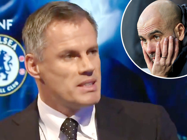 Man City should be thrown out of Champions League with 'Uefa desperate for Real Madrid to beat them', claims Carragher