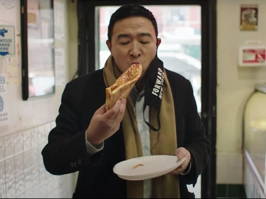 Watch Andrew Yang's First Commercial for NYC Mayoral Race, Shot by Darren Aronofsky