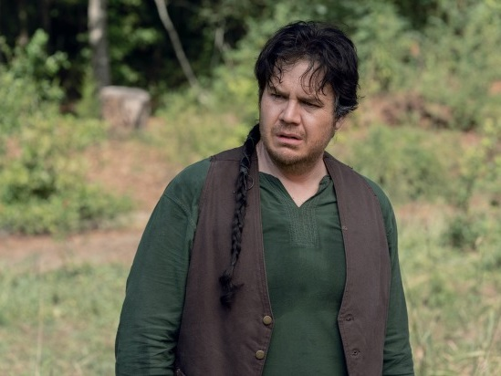 'Walking Dead': Everything You Need To Know About Eugene's Friend on the Radio