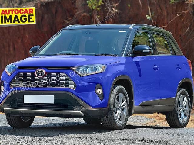 Toyota Urban Cruiser booking details revealed