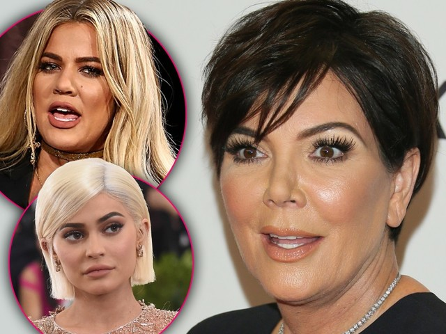 Did Kris Jenner Just Confirm Kylie and Khloe's Pregnancies?