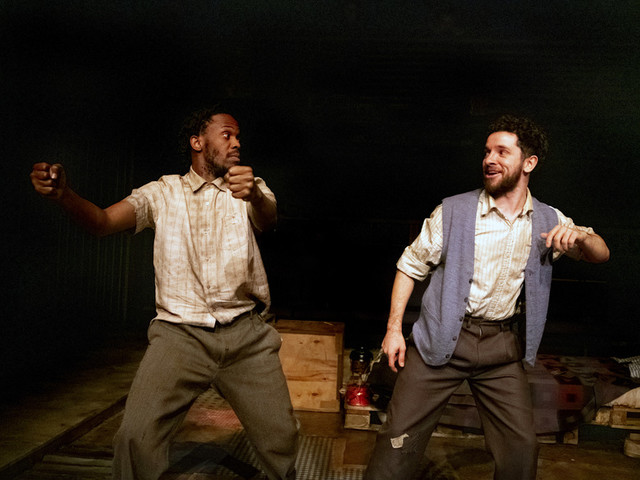 Theatre Review: Blood Knot Depicts Divided Brothers In Apartheid South Africa