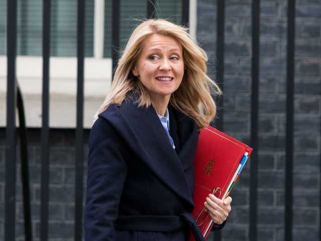 Who is Esther McVey?