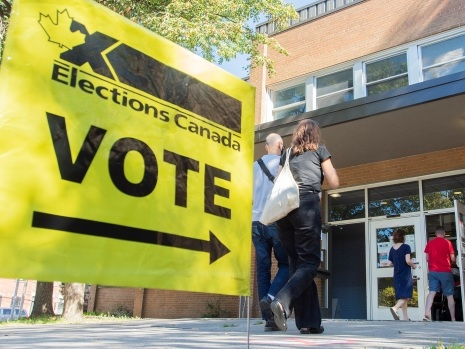 Election day 2021: First polls close in Atlantic Canada