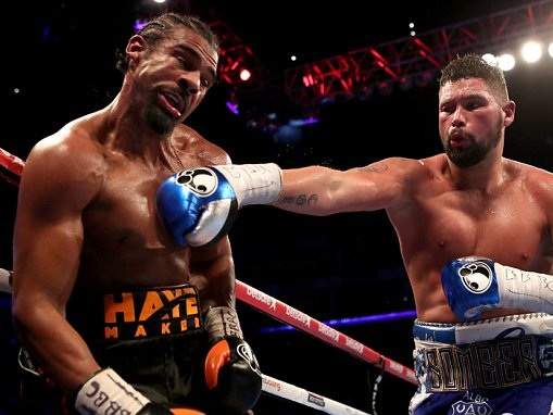David Haye should have stayed well clear of me, warns Tony Bellew as the two edge closer to rematch