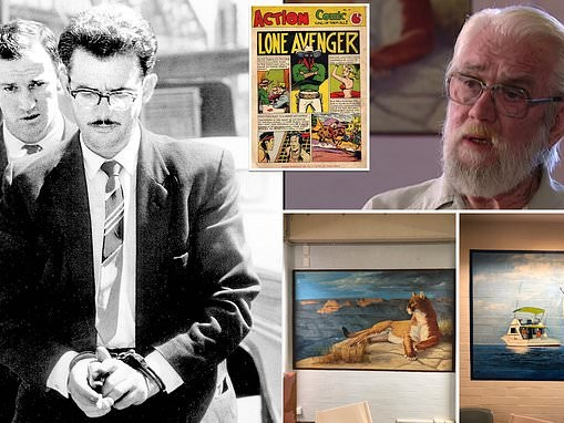 Comic book artist Len Lawson became one of Australia's most notorious rapists and killers