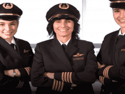 Meet The Mother-Daughters Delta Pilot Family Breaking Glass Ceiling At 30,000 Feet