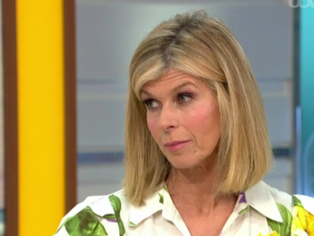 Emotional Kate Garraway reveals she's going to donate 'liquid gold' plasma in her blood but it won't save husband Derek