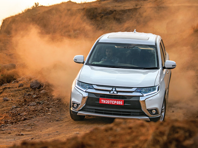 Review: 2018 Mitsubishi Outlander India review, test drive