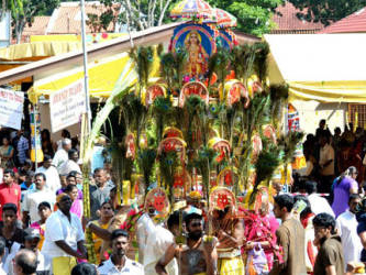 Penang hilltop temple expects one million Thaipusam devotees