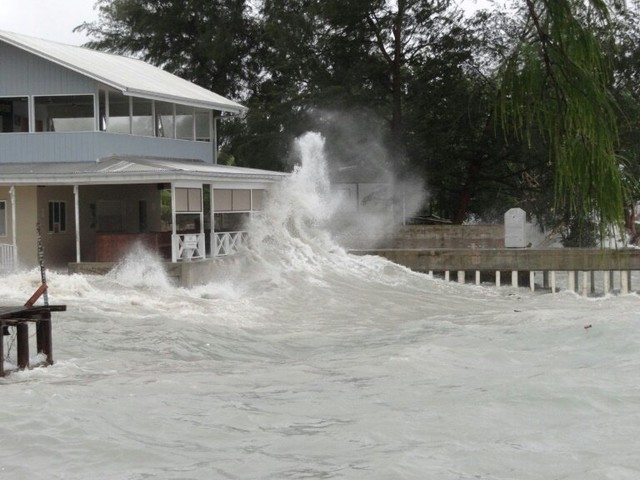 Marshall Islands consider radical measures to survive rising sea levels