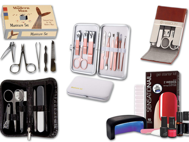 Best manicure sets: For men, women and travelling on a budget