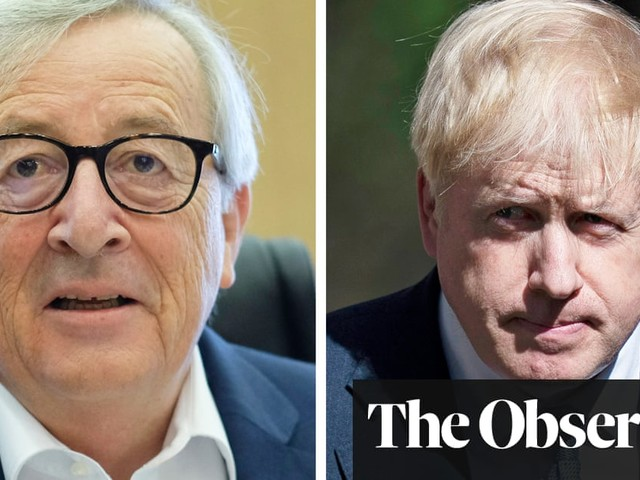Johnson to tell Juncker: 'I won't discuss Brexit extension beyond 31 October'