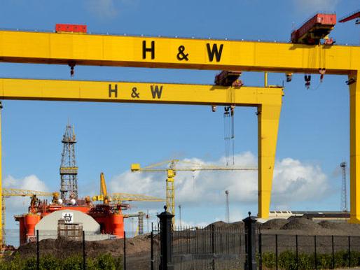 Union deal saves jobs at historic Belfast shipyard