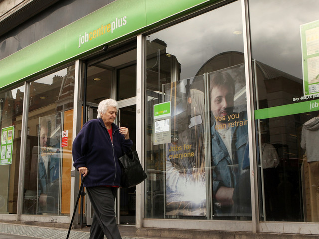 Jobcentre Closures Are Yet Another Nasty Act From The Nasty Party