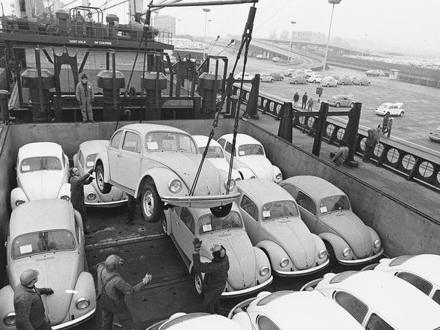 A Bug's life: The tale of the Volkswagen Beetle