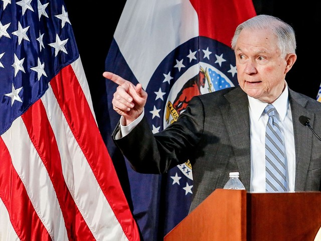 The Jeff Sessions Agenda