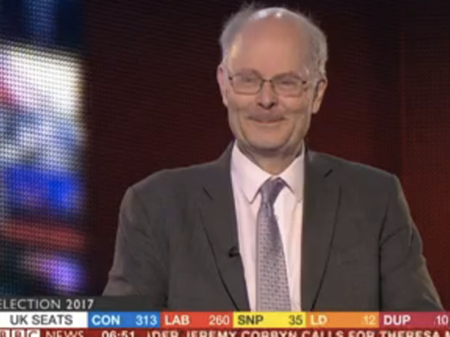 Polling Guru John Curtice Gets Knighthood In The New Year's Honours List