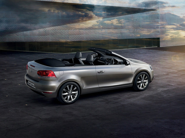 Blame Brexit: The Volkswagen Golf Cabriolet Is Sunk, Likely Never to Rise Again