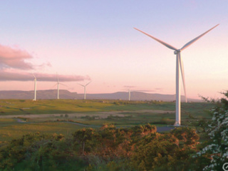 Green light for new Scottish onshore wind farms