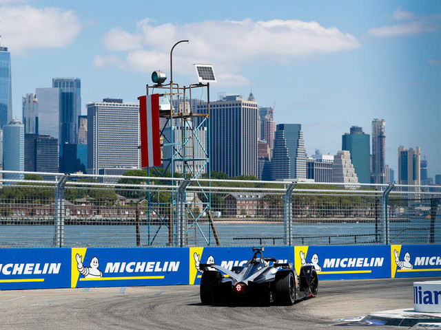 Opinion: Why Formula E is succeeding in New York City