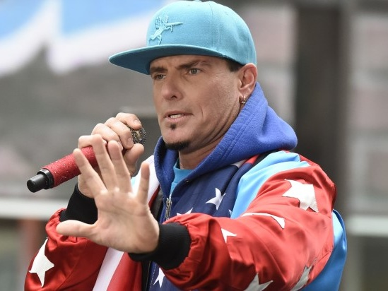 Vanilla Ice Postpones Austin Concert After Complaints Over Mid-Pandemic Scheduling (Video)
