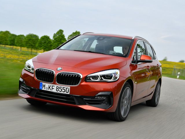 Report: BMW MPV Models Will Be Discontinued