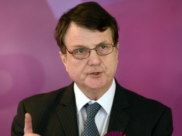 Who is Gerard Batten MEP? UKIP's interim leader who has replaced Henry Bolton
