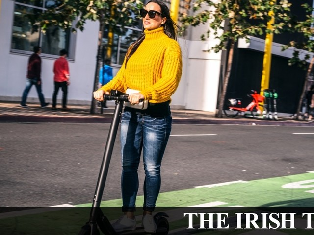 Electric scooters could save time and money but they remain illegal