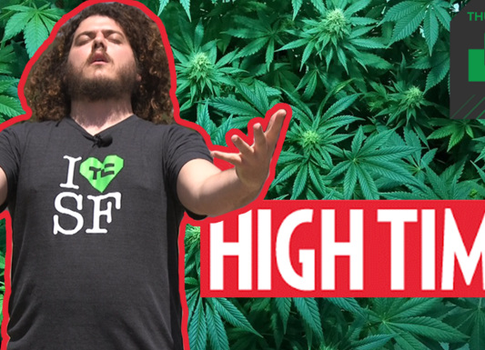 Crunch Report | High Times Sells 60% of Company