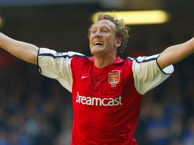 Arsenal legend Ray Parlour reveals he could have joined Rangers - but was only told of approach years later