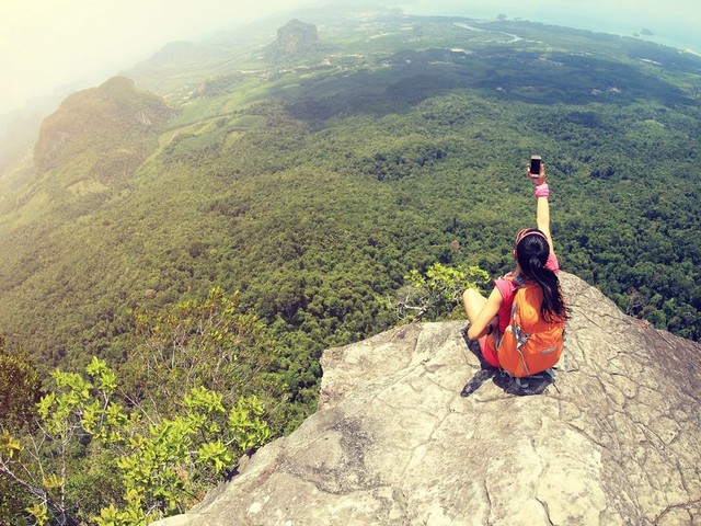 People are choosing solo travel more than ever and there's one big reason why