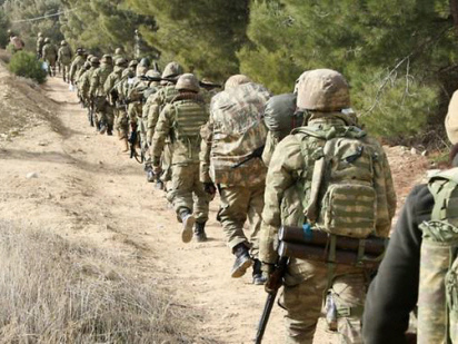 Syrian rockets kill two in Turkey as Ankara fights Kurd militia