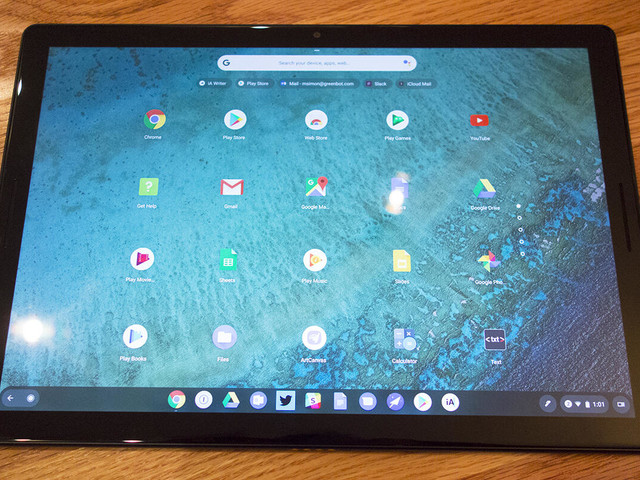 Google won't be making its own Android or Chrome OS tablets any more