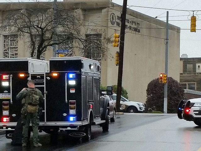 8 Dead, Several Others Shot At Pittsburgh Synagogue - CBS Local