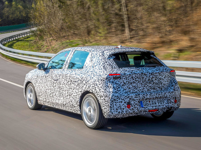 2019 Vauxhall Corsa prototype: first drive