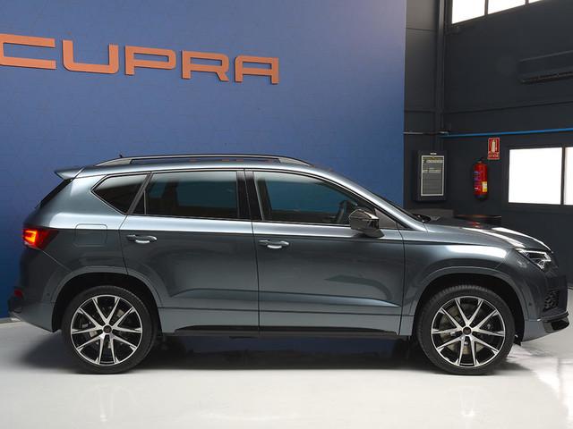 New Cupra Ateca: pricing announced for 296bhp SUV