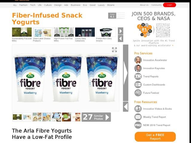 Low Fibre Foods List Uk
