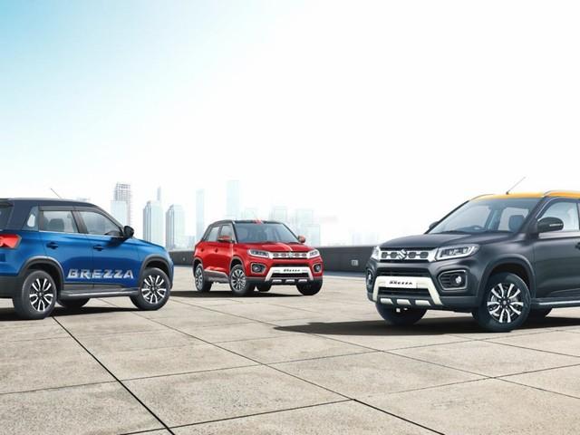 Maruti Suzuki May 2021 Discounts – Alto, S-Presso, Swift, Brezza