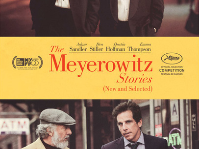 See the Full-Length Trailer for Baumbach's 'The Meyerowitz Stories'