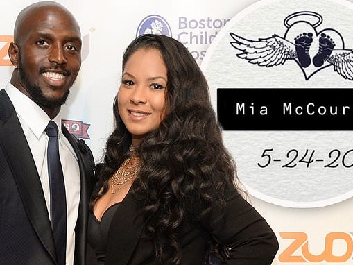 New England Patriots star Devin McCourty and wife mourn the loss of stillborn daughter Mia